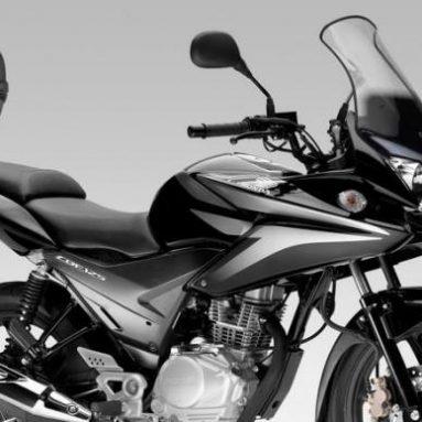 Honda presenta nuevos accesorios para la CBF125 2009