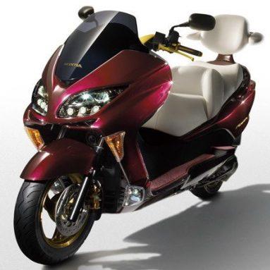 Honda presentará el Forza Smart 2-seater Concept Scooter