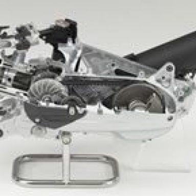 enhanced Smart Power, el nuevo motor monocilíndrico de 125cc de Honda