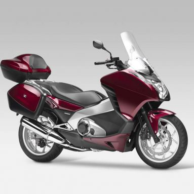 El Integra equipará el nuevo motor de 700cc de Honda