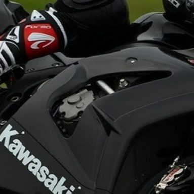 Imágenes de la Kawasaki Ninja ZX-10R en Suzuka