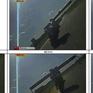Informe Dainese sobre la activación del D-Air de Jorge Lorenzo en Valencia