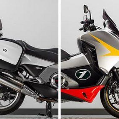 ¿Te imaginas el Honda Integra con estos diseños? Sport Concept y Touring