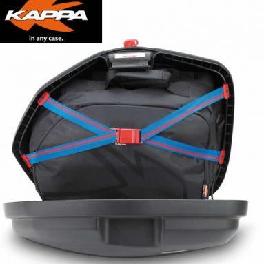 Bolsas interiores TK755 de Kappa. Solas o acompañadas…