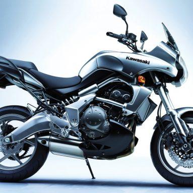 Kawasaki presenta la nueva Versys, una de las novedades para 2007