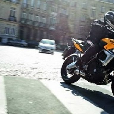 La Kawasaki Versys 2010 ya está disponible