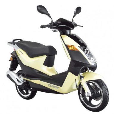 Keeway Flash 50, un scooter de ciudad por tan sólo 1.099 euros