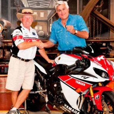 60.000 euros por la Yamaha YZF-R1 que pilotó Kenny Roberts en Laguna Seca