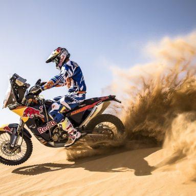 La KTM 450 Rally 2014 se estrenará en Marruecos