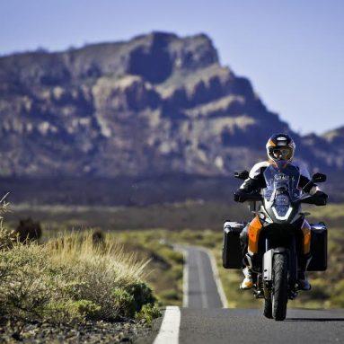 La garantía de la KTM 1190 Adventure 2013, ampliada a tres años