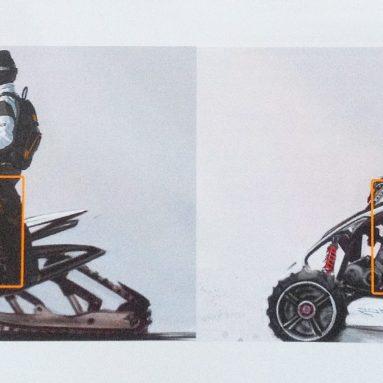 KTM X2 Hybrid. Tesis final de carrera