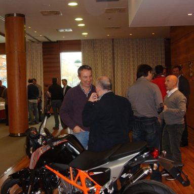 KTM España celebra su convención anual en Vitoria y anuncia récord de beneficios
