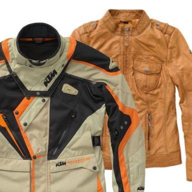 Más novedades en las colecciones Power Wear y Power Parts KTM 2012
