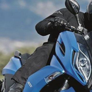 Kymco K-XCT 125cc 2013