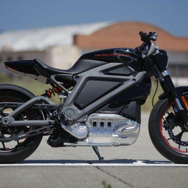 El proyecto LiveWire de Harley-Davidson ya está en Europa