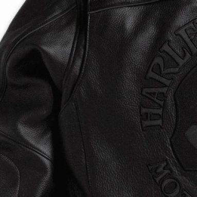 Llega el otoño y las nuevas cazadoras de Harley-Davidson