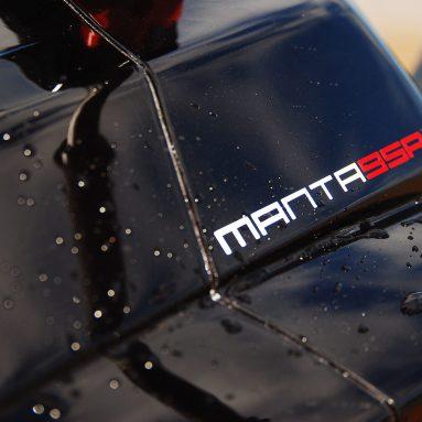 Yamaha Manta 95R. Proyecto fin de carrera