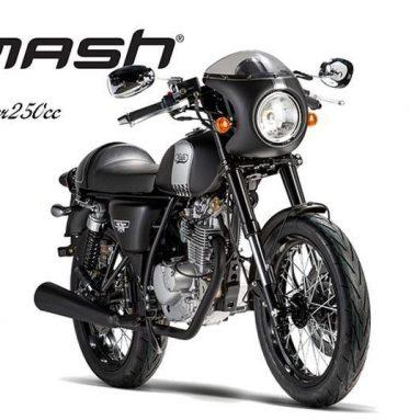 Mash Café Racer 125 2015