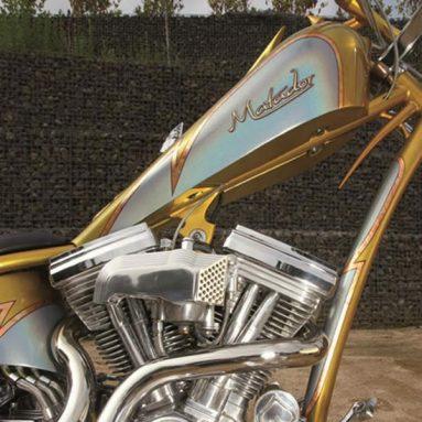 "Chopper ""Matador"" By Technoplus & Underground Motorcycles"
