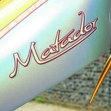 "Chopper ""Matador"" By Technoplus Underground Motorcycles"