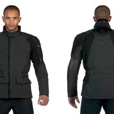 Máxima protección con la nueva chaqueta Neck Gore Text de Dainese