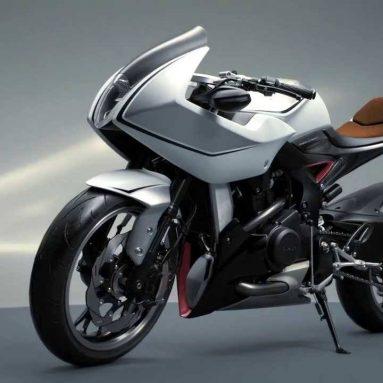 Suzuki amplía el registro de la tecnología turbo de la Recursion concept