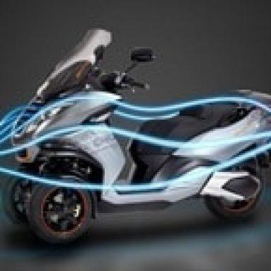 Peugeot confirma el Metrópolis de tres ruedas para finales de 2012