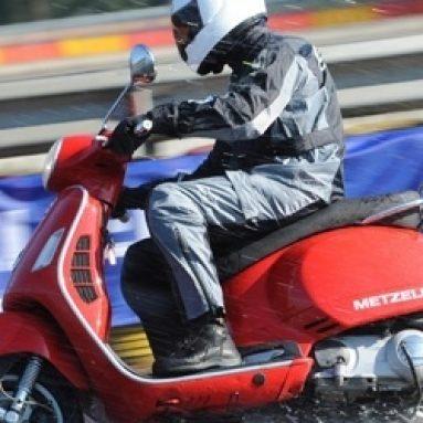 Metzeler Feelfree Wintec, seguridad invernal para scooters