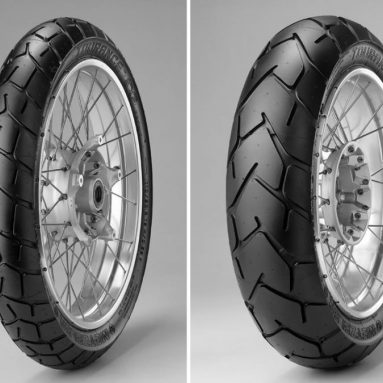 Metzeler presenta el nuevo neumático trail Tourance EXP