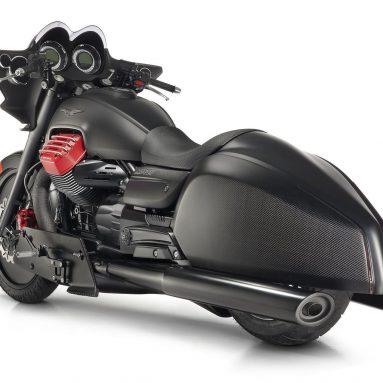 Rumores apuntan a que Moto Guzzi presentará la MGX-21 este año
