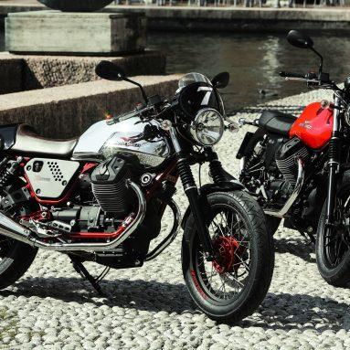 Moto Guzzi V7: esencia clásica con tecnología del siglo XXI