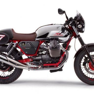 Moto Guzzi V7 2014: así son las renovadas Stone, Special y Racer