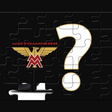 Un puzzle descubrirá la nueva Moto Morini Rebello 1200 Giubileo