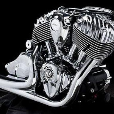 Indian Motorcycle Thunder Stroke 111, el motor que propulsará la nueva Indian de 2014