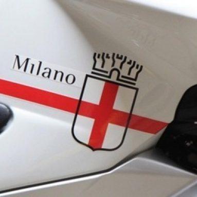 MV Agusta dedica una Brutale 990R a la ciudad de Milán