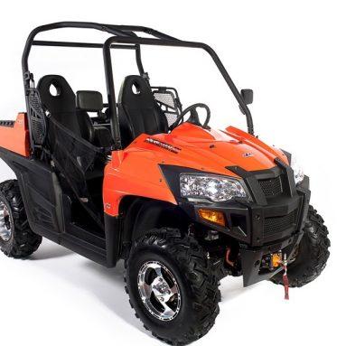 El Mx Motor Monster 800i se da un baño de naranja