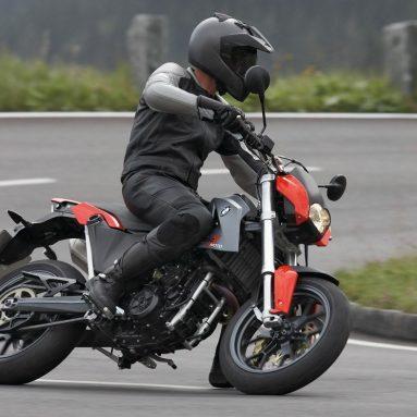 Nueva BMW G 650 Xmoto, disfruta de las curvas del asfalto