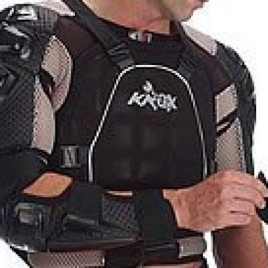 Nueva camiseta de protección Knox Cross Sport