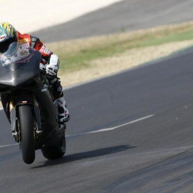 La nueva Ducati 1098 F08 Superbike debuta en el circuito de Misano durante el WDW '07