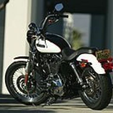Harley-Davidson Sportster XL 1200 Low 2006
