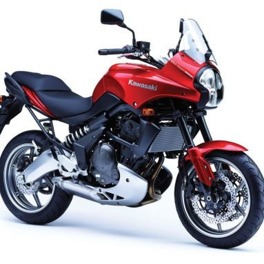 La nueva Kawasaki Versys disponible a partir de la próxima semana