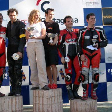 La nueva KTM 990 Super Duke se estrena con victoria en Cartagena
