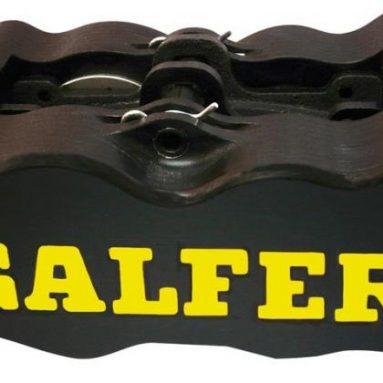 Nueva pinza de anclaje radial Galfer para motos deportivas