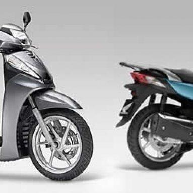 La nueva Scoopy SH300i ya está en los Concesionarios Oficiales Honda