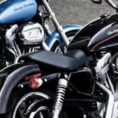 La nueva Superlow de Harley, definición de placer