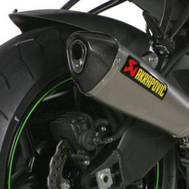 Nuevo Akrapovic Slip-On Open para la Kawasaki ZX-10R'08
