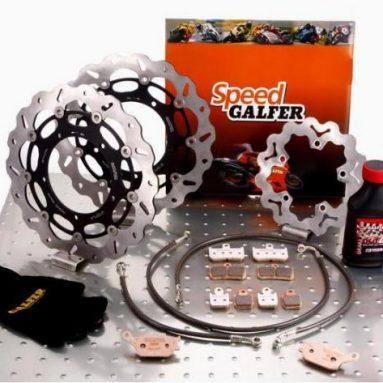 Nuevos Kits de frenado Galfer KG TOP, mejora tu superdeportiva a un precio increíble
