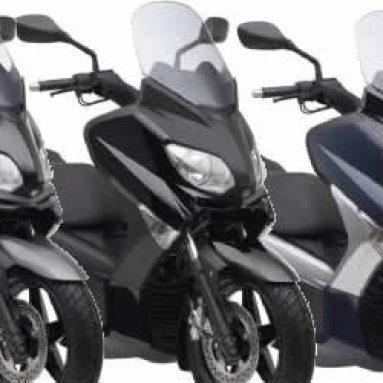 Nuevos modelos de XMAX ABS de 125cc y 250cc