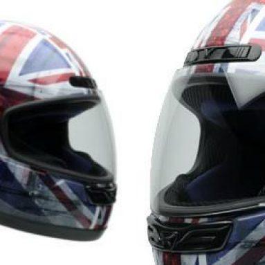 NZI UK 3D Activity. Luce la Union Jack