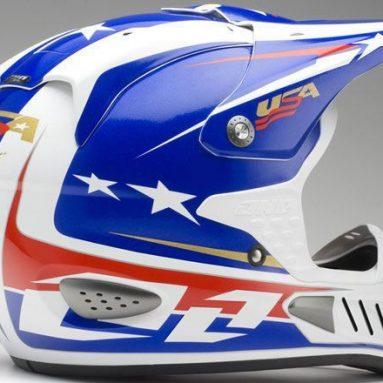 One Industries lanzará una edición limitada del Maggiora-MXDN David Bailey Trooper helmet